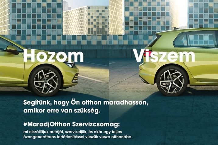 Hozom-viszem maradj otthon autoszerviz vw Skoda Audi
